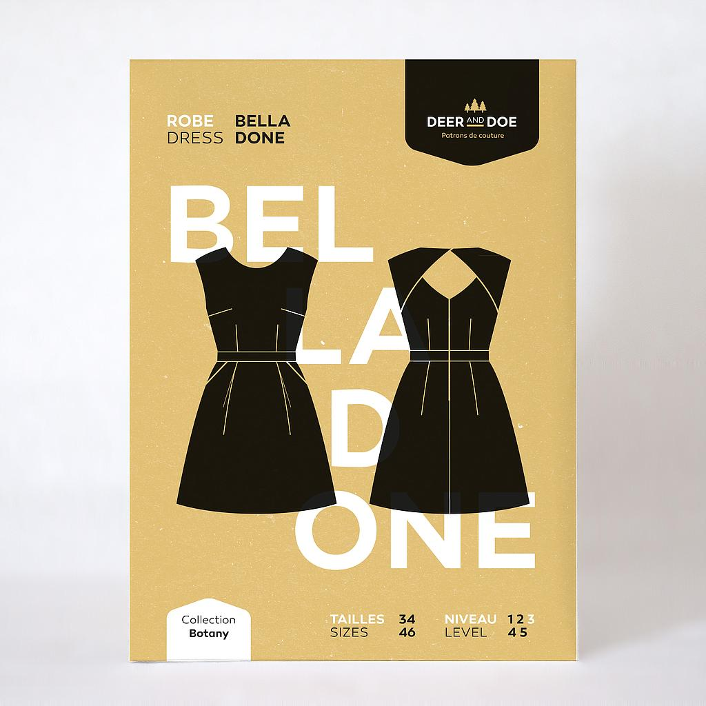 Patron Deer & Doe Robe BELLADONE 5