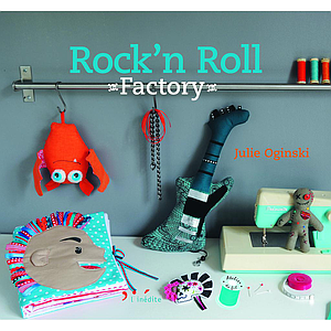 Rock'n' Roll Factory - 24.5 x 22.5 cm -